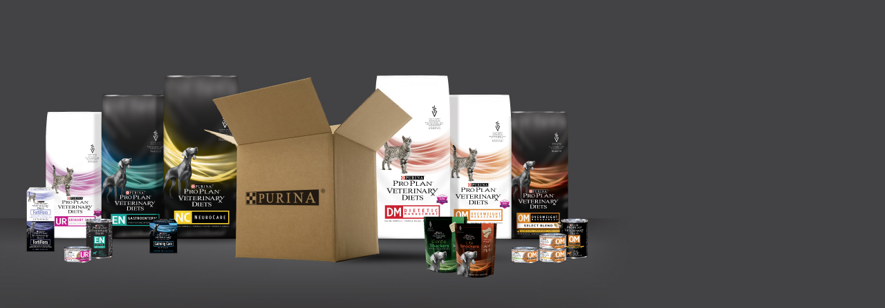 Purina Pro Plan Vet Direct Products